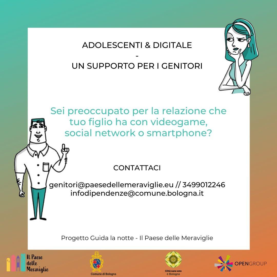 Adolescenti e digitale